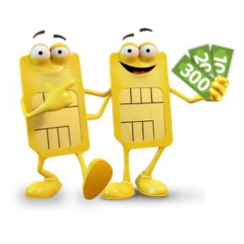 Doporučte SAZKAmobil a získejte až 600 Kč kredit navíc