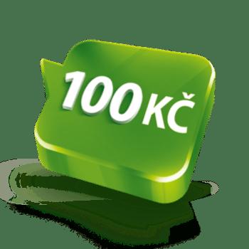 Kredit 100 Kč navíc za aktivaci SIM karty zakoupené v prodejní síti GECO nebo PEAL
