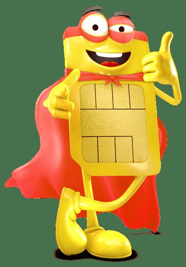 Aktivujte svému číslu superschopnosti!